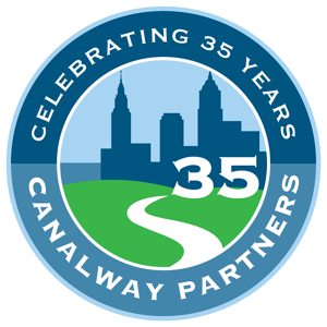 Canalway Partners 35th Anniversary Medallion