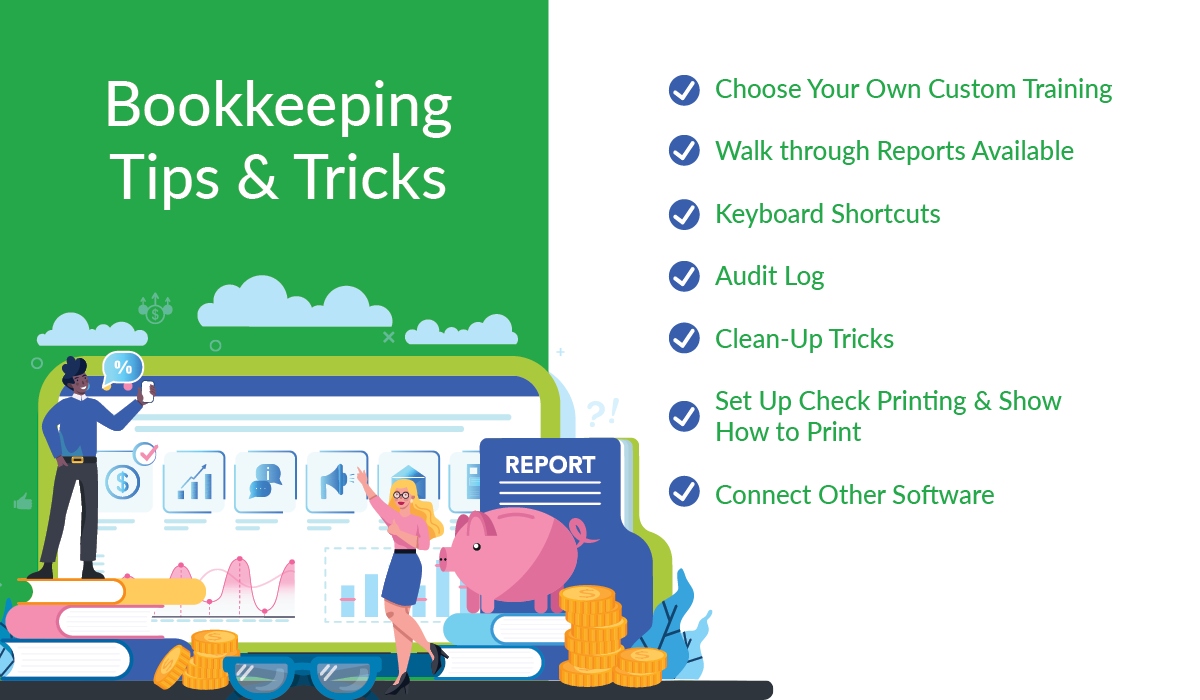 bookkeeping training options