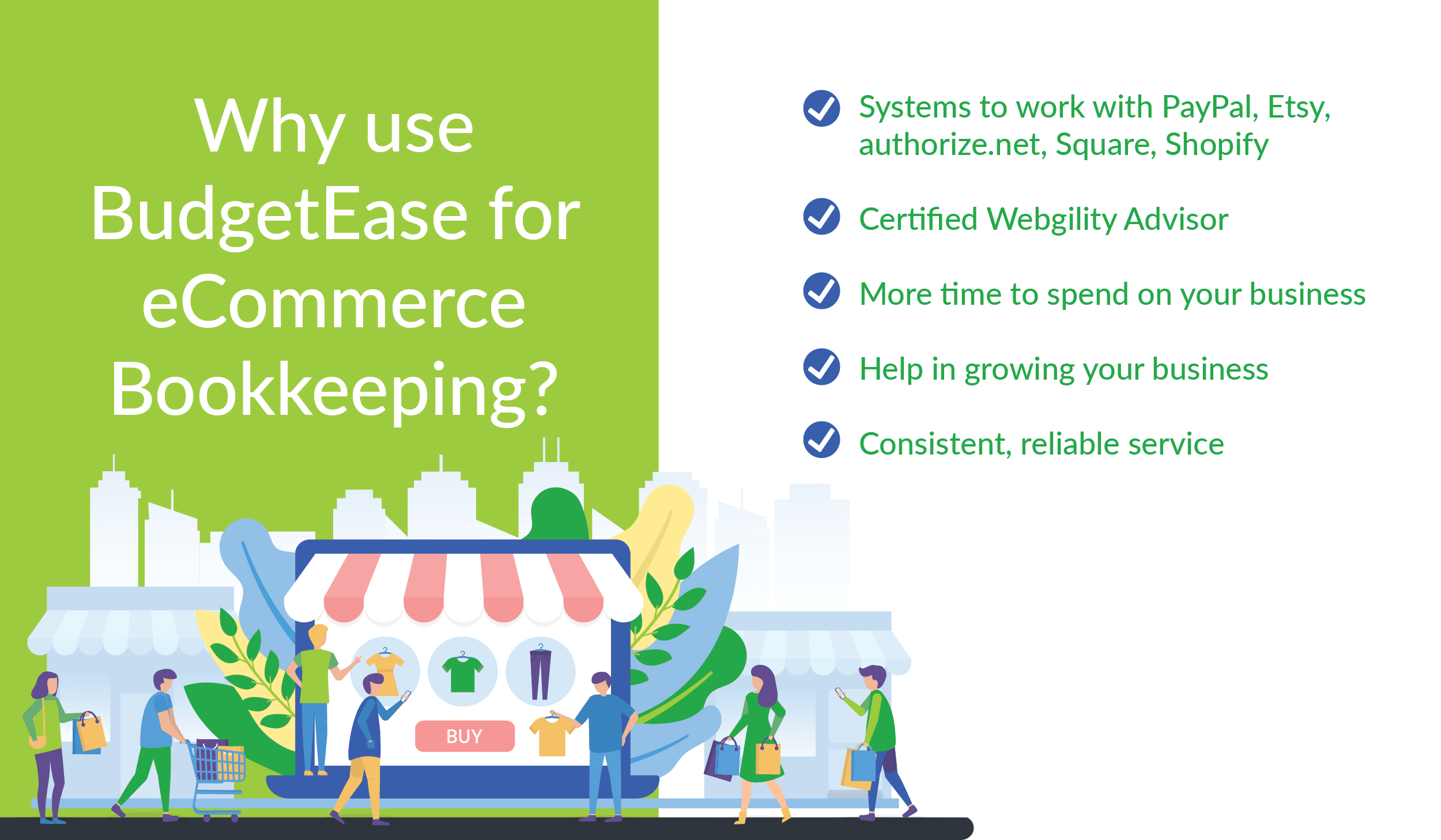 ecommerce bookkeeping services