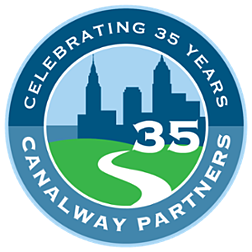 Canalway Partners 35th Anniversary Medallion-1