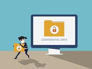 Cybercrime data left