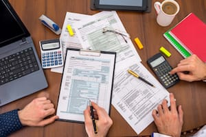 How to Enter a K-1 for Your Small Business Into QuickBooks