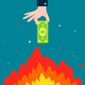 burn rate calculation