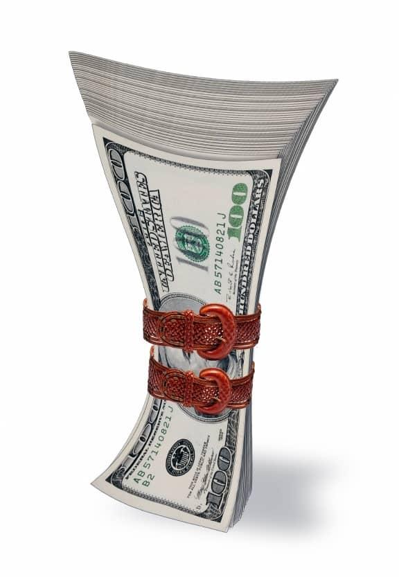tight-on-cash